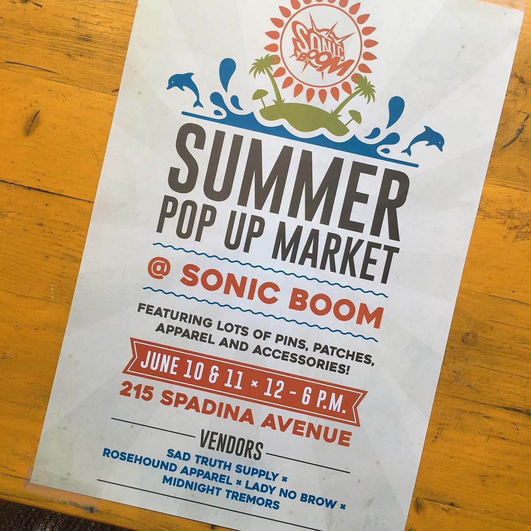 sonic boom summer pop up ad