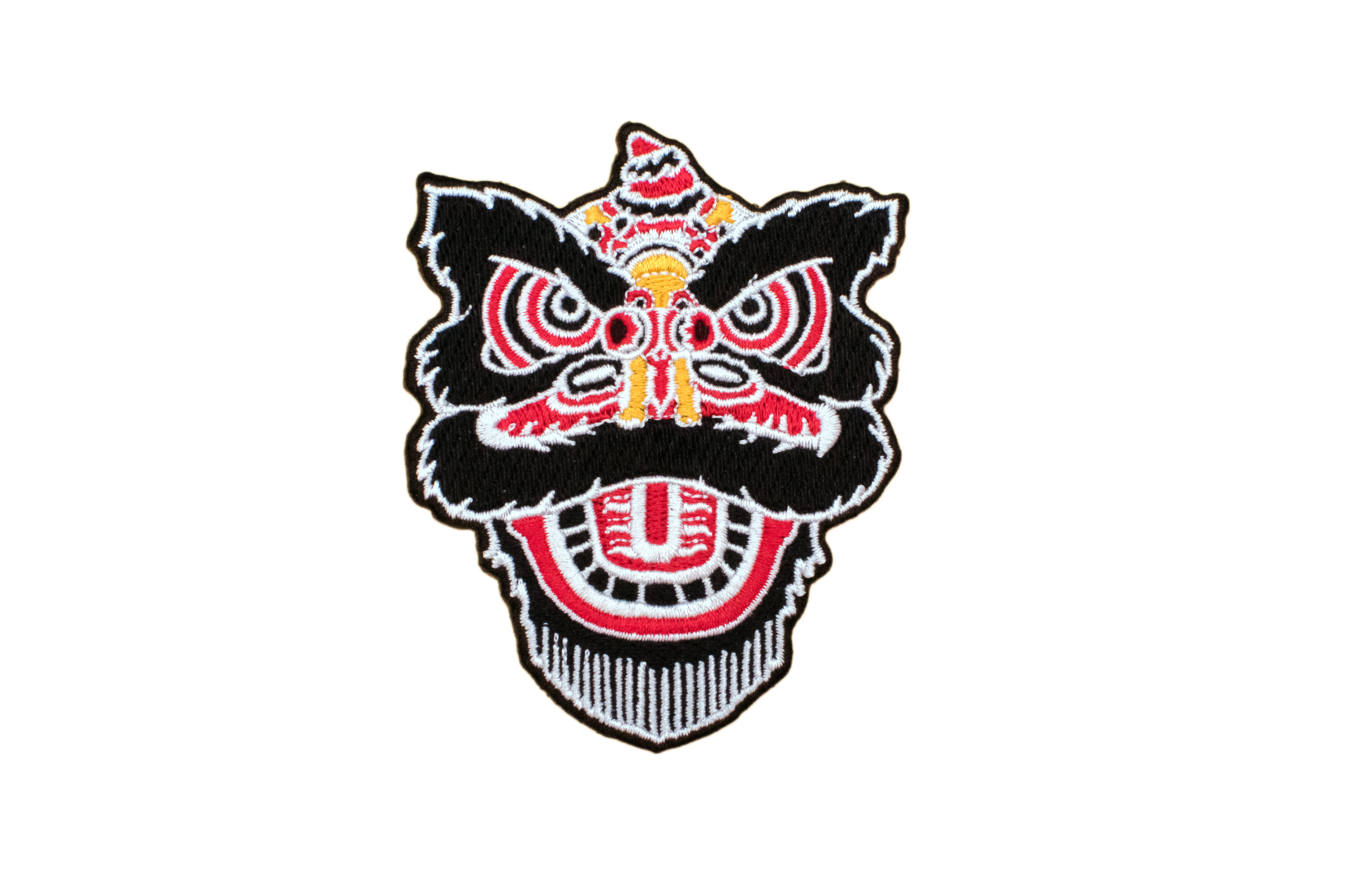 Lion Dance Iron On Patch Something Nice Supply