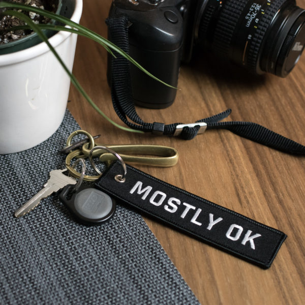 Mostly Okay Keyring on Keys