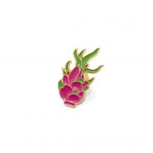 Dragonfruit Pin (Front)